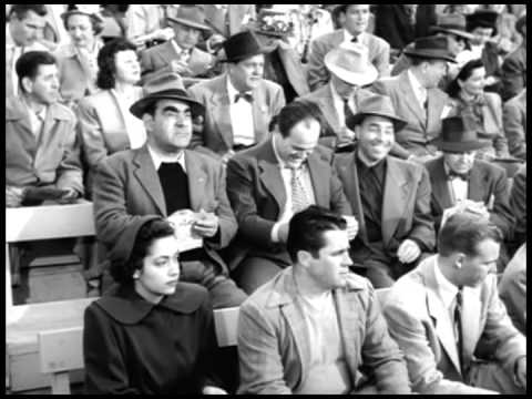 The Jackie Robinson Story (1950) - Full Movie - Described