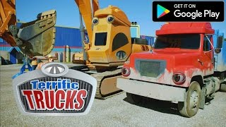 Terrific Trucks: Mini-episode Mashup | Get Full Episodes on Google Play! | Universal Kids