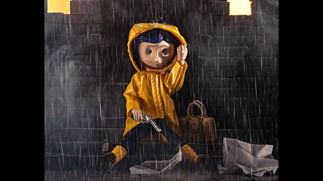 11x14 Metal Print Coraline In Her Room Insightful Imagery