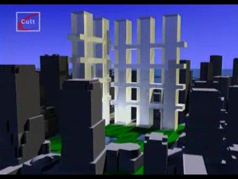 Passepartout architettura fascista non fascista part for Richard meier architetto