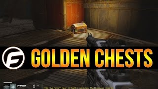 Destiny Beta All Golden Chest Location Guide