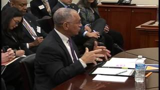NASA Budget Hearing, House Appropriations Subcommittee, March 4, 2015