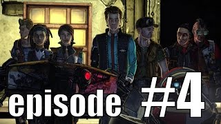 Tales from the borderlands - gameplay - no commentary - escape plan bravo