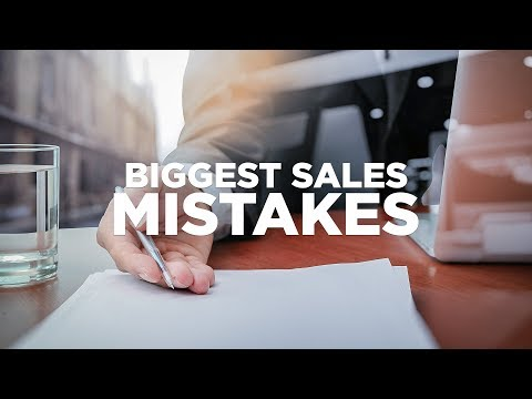 Young Hustlers: Biggest Mistakes in Sales