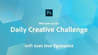 Photoshop Daily Creative Challenge - Welcome!