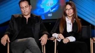 Maurice Benard & Vanessa Marcil Giovinazzo ~ Michael Fairman Interview