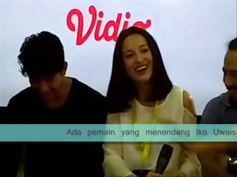 Keren.. Iko Uwais dan Jullie Estelle di Indonesia Comic Con 2016