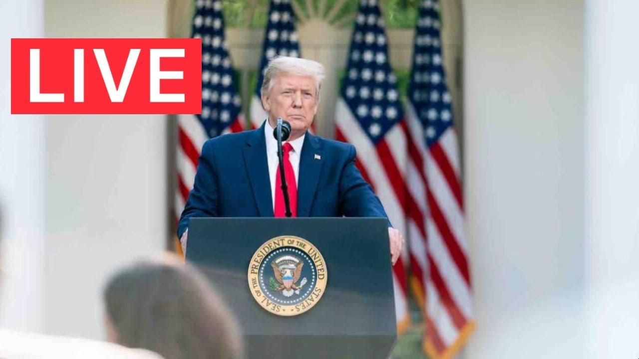 ? LIVE: President Trump Speech on Protecting America's Seniors