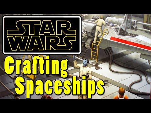 Star Wars RPG: Crafting Spaceships