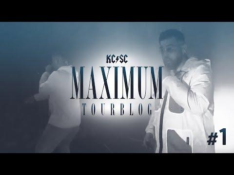 KC Rebell x Summer Cem  - MAXIMUM [ Tourblog 1 ]