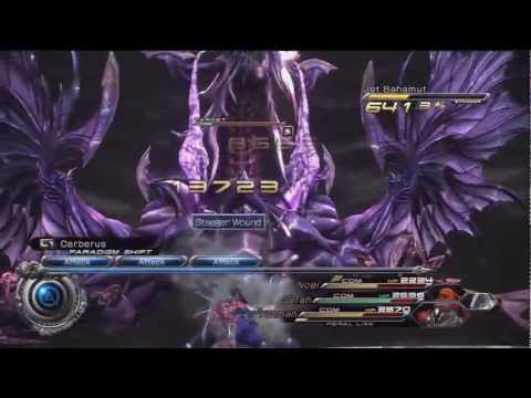 Final Fantasy XIII-2 - Final Bosses