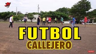 Futbol Callejero - JR INN