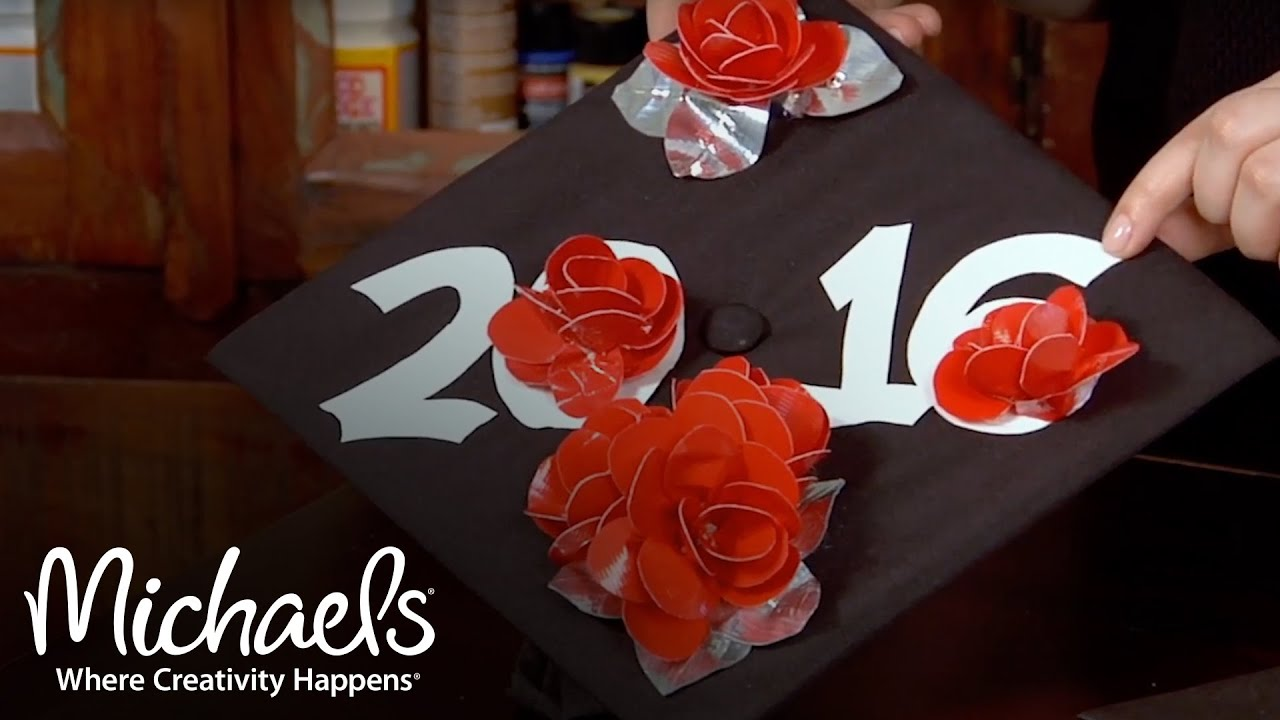 DIY Graduation Cap Decoration Ideas
