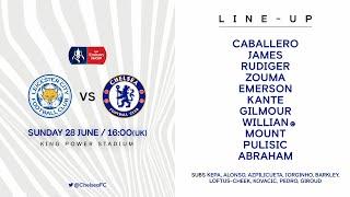 Leicester City Vs Chelsea Line Up ! Let's Talk.