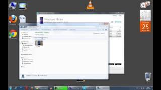 Как передавать ВИДЕО на Windows Phone 8(В этом видео показано как передавать видео на Windows Phone 8 при помощи проводника, Приложения Windows Phone и SkyDrive...., 2013-02-25T13:05:02.000Z)