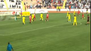 10.Hafta | Balıkesirspor 2-0 Bucaspor'umuz Maç Özeti | PTT 1. Lig (2013-2014)