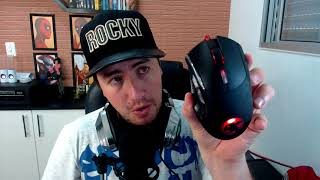 Unboxing e Teste - Mouse Gamer Dazz Kirata 3200 DPI, compre na BGS 2017