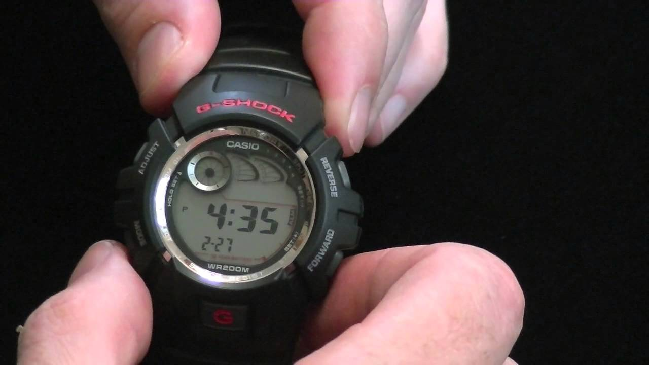 Download Casio G-Shock G-2900 Pros and Cons