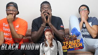 Black Widow Teaser Reaction