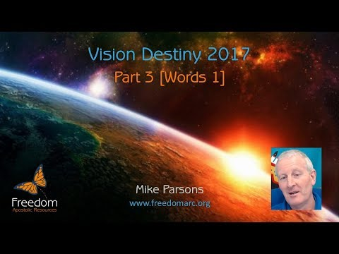 Vision Destiny 2017 (part 3)