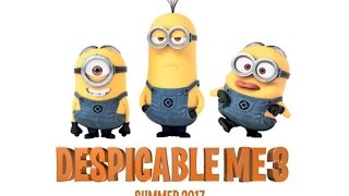 Despicable Me 3, trailer /