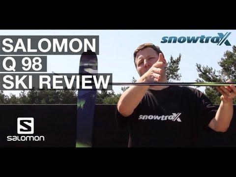 2015 2016 Salomon Q 105 – BLISTER