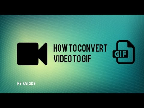 How To Convert Video To GIF   Android Tutorial