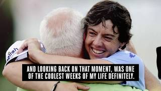 US Open 2017 Rory McIlroy Father's Day FOX