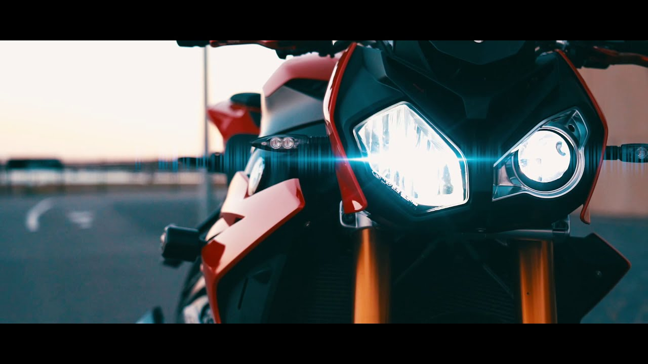 The BMW Effect - S1000R/A7Riii Very Short Film