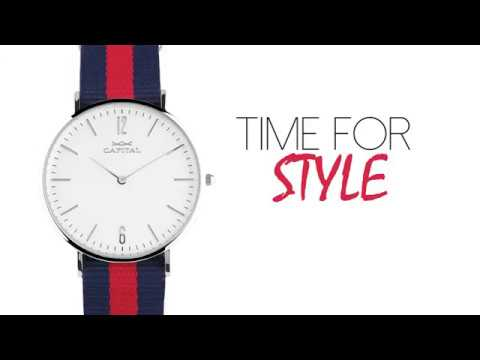Collezione London - Capital Time