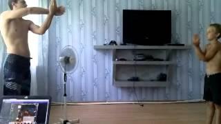 Домашние уроки танцев))))))