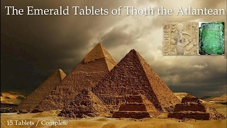 The Emerald Tablets of Thoth the Atlanean: Tablet 1