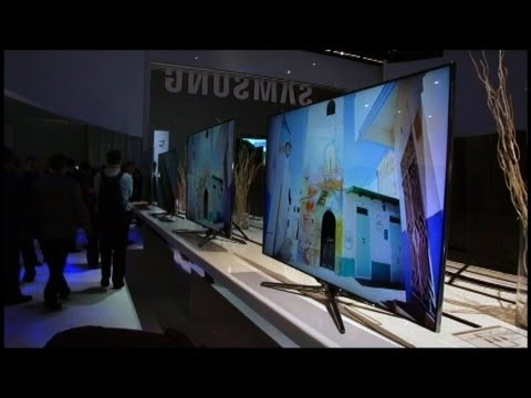Glimpsing Gadgets, Technology at Consumer Electronics Show
