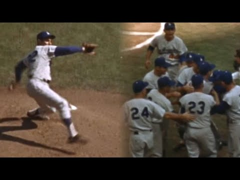 Must C Classic: Koufax strikes out 15 in