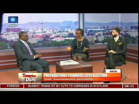 2019 Election: Laws In A Democracy Do Not Have Retroactive Effect - Osaze-Uzzi Pt.2  Sunrise Daily 