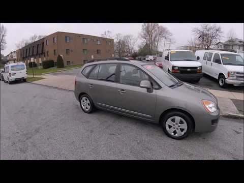 2010 Tan /Tan Kia Rondo (KNAHG8C92A7) with an 2.4L L4 DOHC 16V engine, 4-Speed Automatic transmission, located at 577 Chester Pike, Prospect Park, PA, 19076, (610) 237-1015, 39.886154, -75.302338 - Photo #0