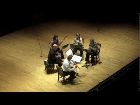 Antonin Dvorak Quartet No. 12 (arr. for Wind Quintet)