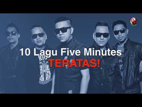 FIVE MINUTES - 10 LAGU TERPOPULER SEPANJANG MASA [Official Audio]