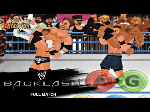 Download FULL MATCH - Orton vs. Triple H vs. Cena vs. JBL – WWE Title Match: WWE Backlash 2008 | WR2D