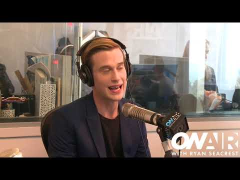 Ryan Talks to Hollywood Medium Tyler Henry   On Air with Ryan Seacrest