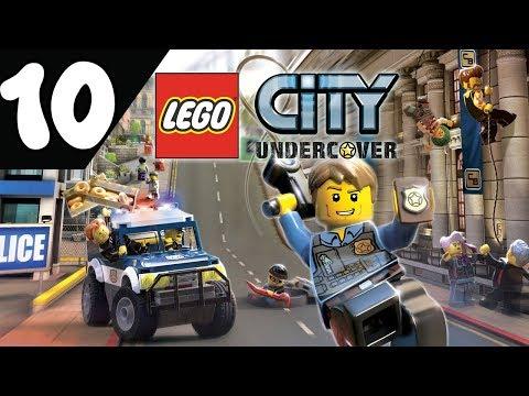 LEGO CITY UNDERCOVER con MAZAFESIA! Los Policias Madafakas! Cap.10!