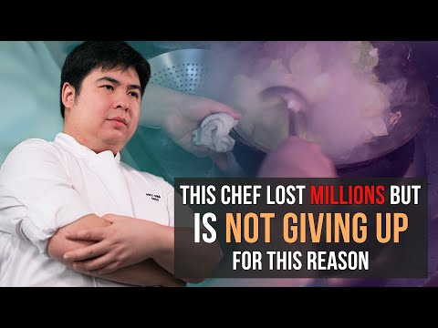 This Chef Lost Millions But Is Not Giving Up For This Reason