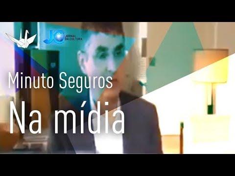 Marcelo Blay, CEO da Minuto Seguros e coordenador do Sincor-SP , no Jornal da Cultura