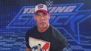 John Cena kann die Rückkehr des Royal Rumble in den Alamodome kaum erwarten