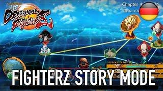 Dragon Ball FighterZ - PS4/XB1/PC - Story Mode (Deutsch)