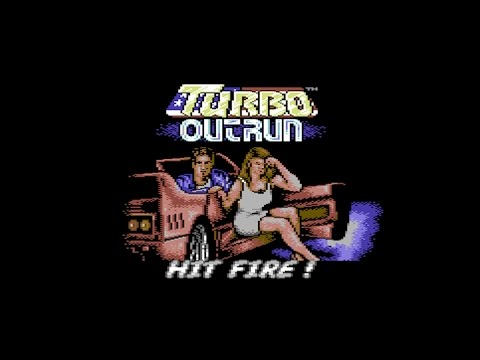 Turbo Outrun + Extras - C64 Game Intro