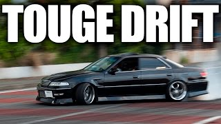 Awesome Touge Drift in Japan