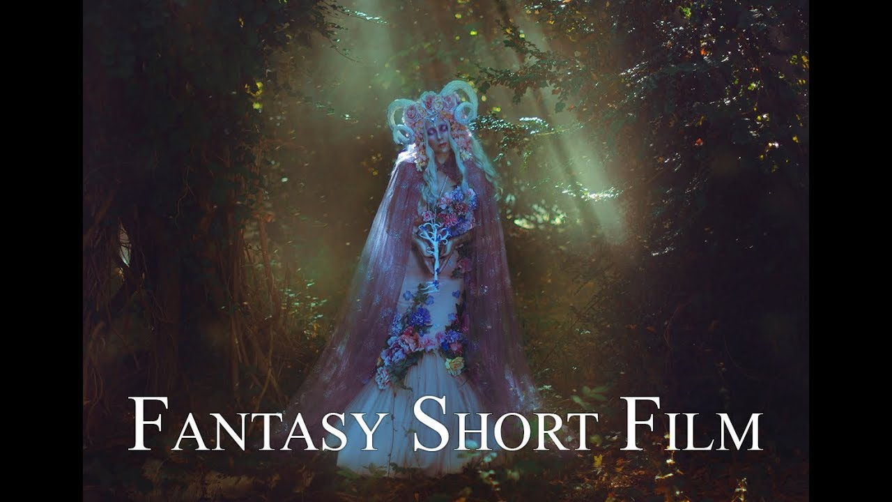 The Guardian of the Enchanted Garden - Fantasy Short Film
