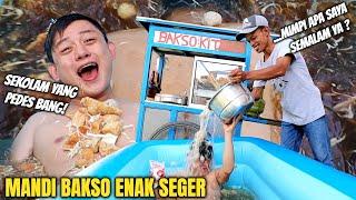 Download TERAPI MANDI BAKSO SEKOLAM, REMATIK DAN KOLESTROL HILANG SEMUA!