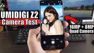 UMIDIGI Z2 Camera Test: Sample Photos & Videos